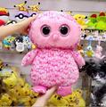 Прекрасные Большие Глаза, Большие Игрушки Розовый Сова Куклы ТИ Плюшевые Мягкие игрушки Куклы Большой Детский Игрушка в Подарок Подушку 45 см