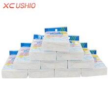50pcs/lot Magic Melamine Cleaning Sponge 10x6x2cm Nano Sponge Eraser Single Package Kitchen Bathroom Cleaning Eraser