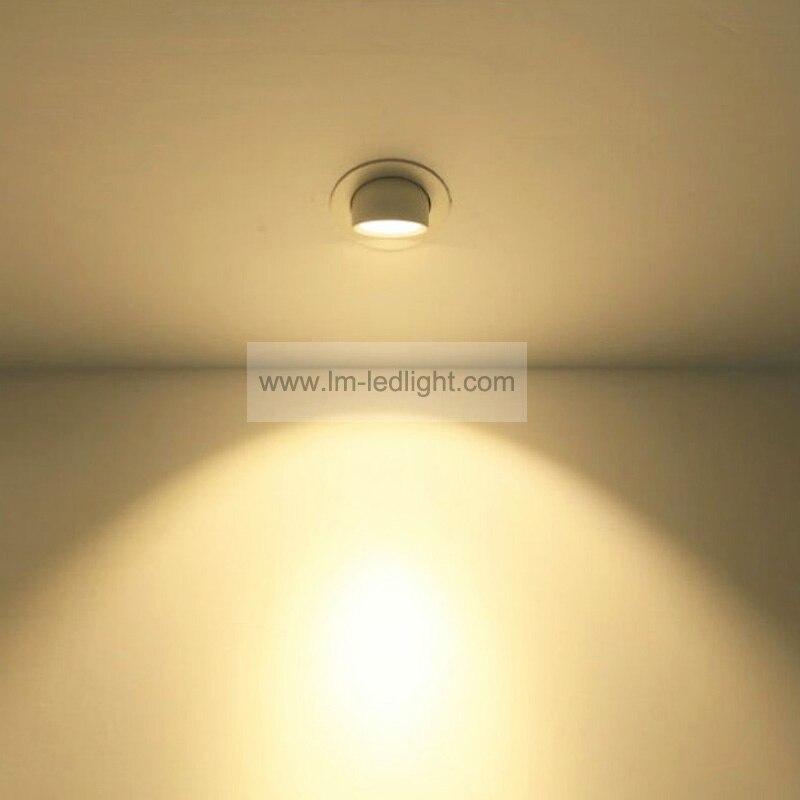 Вращение <font><b>spot</b></font> <font><b>led</b></font> <font><b>encastrable</b></font> 30 Вт 85-265 В Bridgelux утопленный свет Теплый/Netural белый светодиод для дома Бесплатная доставка 24 шт.