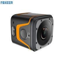 FOXEER BOÎTE 4 K CMOS FOV 155 Degrés Micro Bluetooth WiFi Caméra Mini FPV Sport Action Cam pour RC Drone Quadcopter VS RUNCAM 3