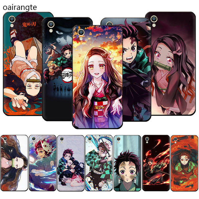 Demon Slayer Kimetsu no Yaiba Cover case for OPPO Phones