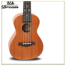 Full Mahogany 23 Inch High Quality Acoustic Guitar Musical Stringed Instruments Four Strings 18 Frets Guitar guitarra UC-G40 high quality 39 acoustic classical guitar wood color guitarra musical instruments with guitar strings