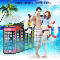 Redpepper Dot Series Waterproof Case Diving Underwater Watertight Cover For IPhone 6 6S 4 7 Inch