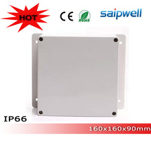Saip 2014 Hot sale electrical enclosure box 160*160*90 mm (waterproof box sreies)