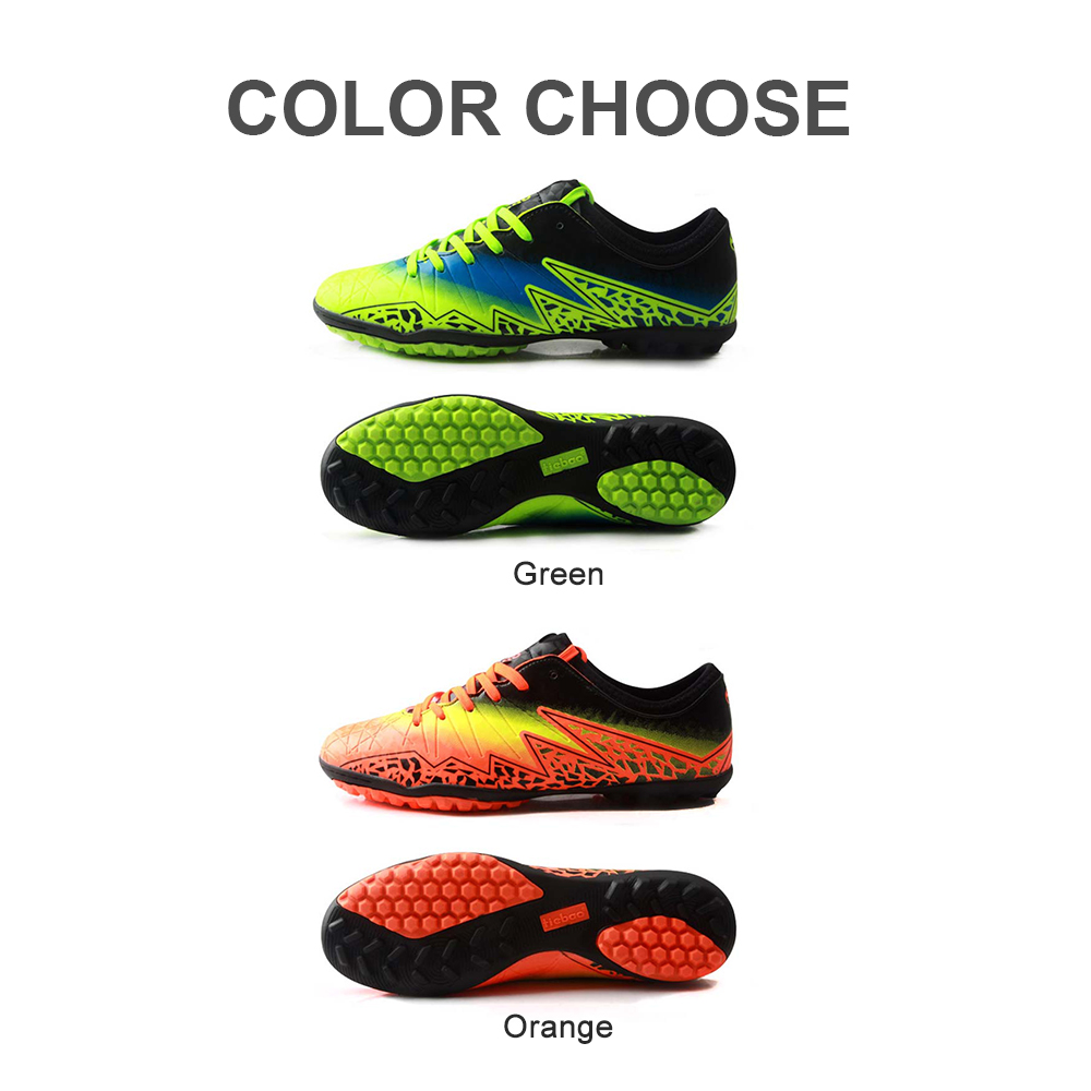 d2b3aa278 Aliexpress.com : Buy TIEBAO Brand Soccer Shoes TF Turf Soles Breathable  Outdoor Sneakers For Men Football Training Boots Unisex Football Shoes from  Reliable ...