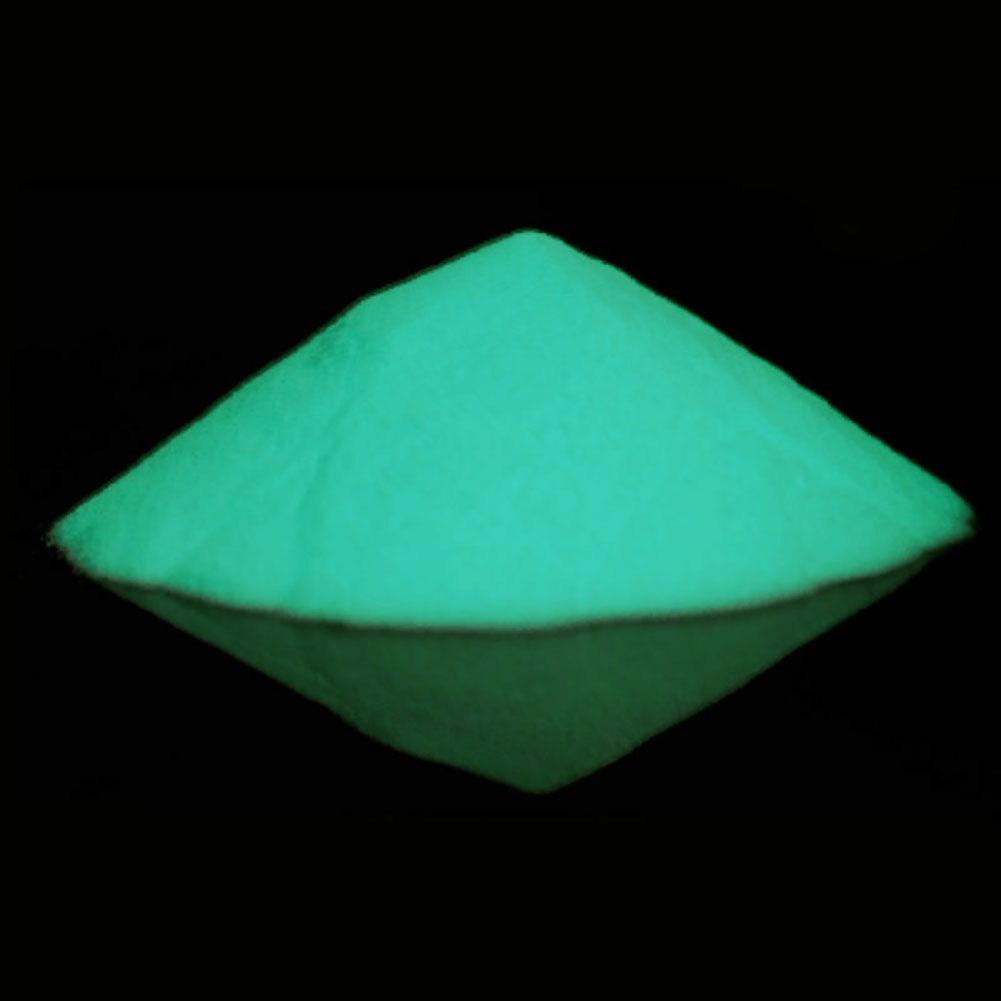 Super Bright Home Portable Dark Durable Toys Pigment Glow Phosphorescent DIY Luminous Sand Party Powder Fluorescent