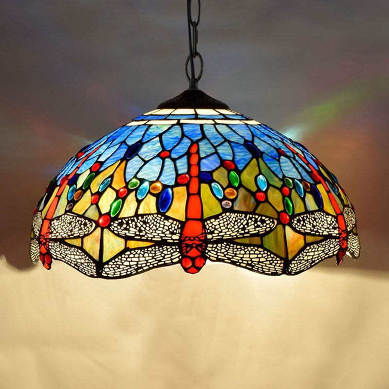 Dome Single Hanging Pendant Light