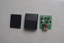 Banco de Potência do Painel Móvel ao AR 5 PCS V 2A Solar de Carga USB Volt Regulador Controlador 6 V-20 Entrada 5vdc Saída Celular Telefone Livre.