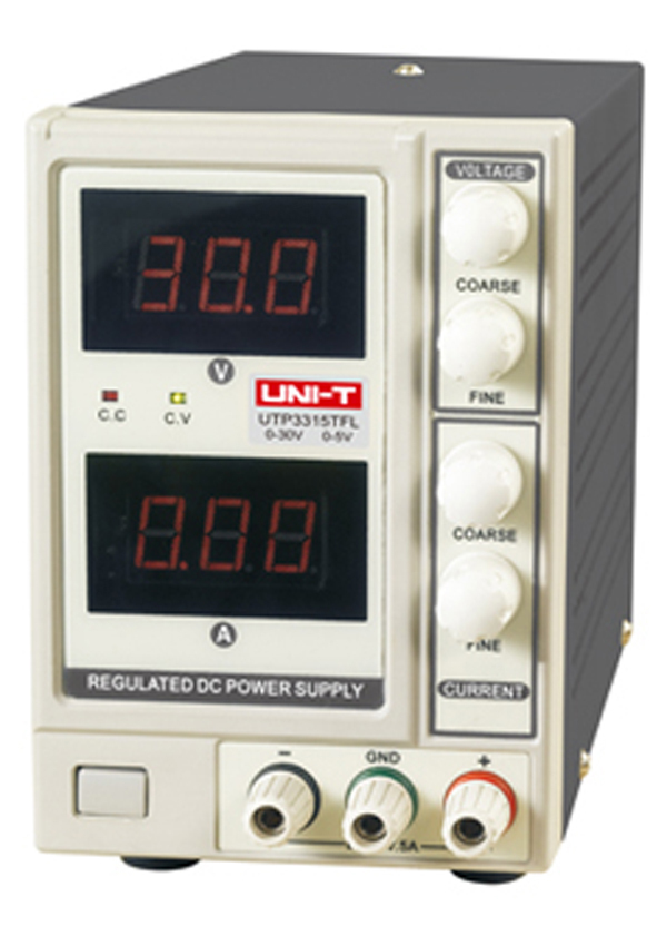 UNI-T UTP3315TFL DC Power Supply Constant Voltage Current Function 30V,5A dc power supply uni trend utp3704 i ii iii lines 0 32v dc power supply