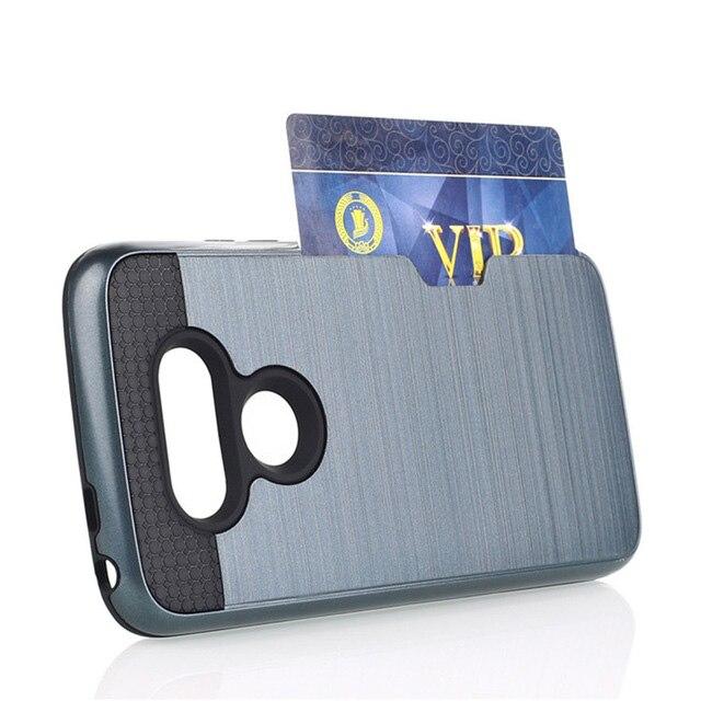 High Quality Shockproof Case For LG G5 G6 K10 V10 V20 V30 Soft Silicone Hard Plastic Cell Phone Casing Back Cover Carcasa