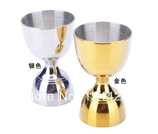 Delightful Thickening304 Stainless Steel Measuring Cups High End Shaker Measuring Wine  Cocktail Barware Bar Tools Bartending