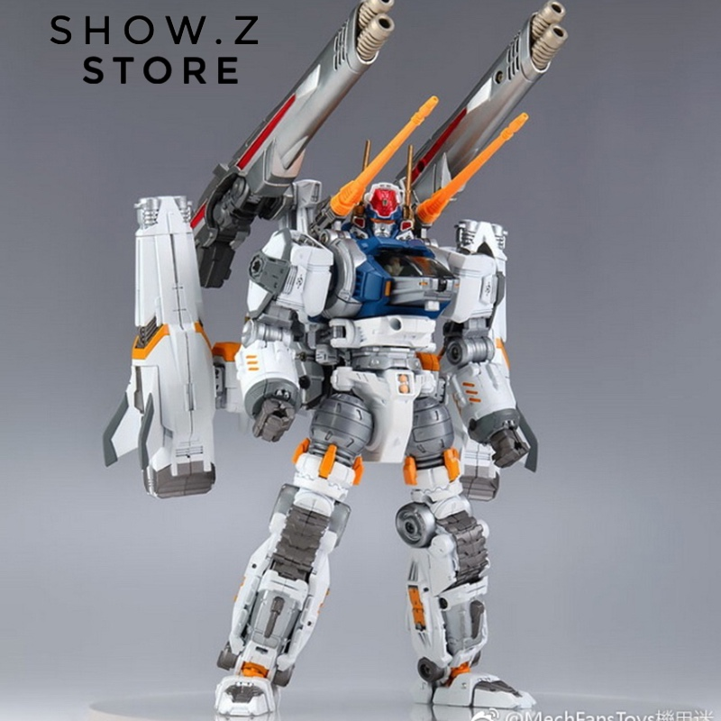 [Show.Z Store] MechFansToys MFT Lost Planet DA-06 Diaclone Diabattles V2 Space Maneuver Type Transformation Figure