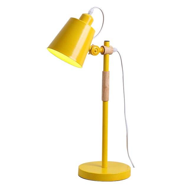 yellow desk lamp 1