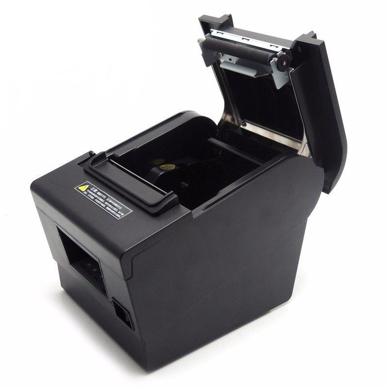Manufacture LB 80W 80mm Pos Printer Wifi thermal printer 80mm thermal printer new upgrade quality hprt lpq80 printers pos printer barcode printer