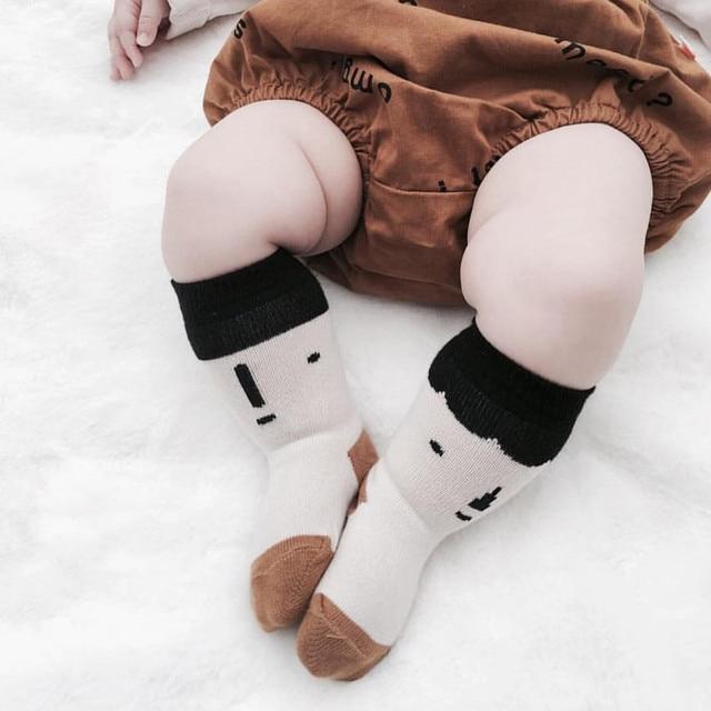 Otoño Invierno bebes Calcetines bebé Calcetines kawaii Seamless ...