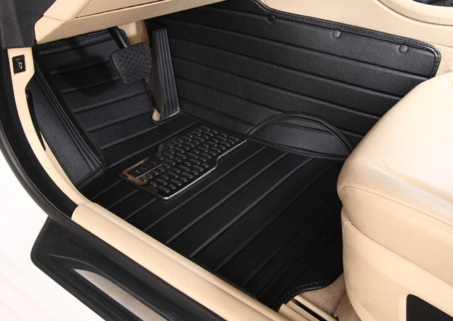 Good Mats Custom Special Floor Mats For Ford Expedition Seats   Waterproof Carpets