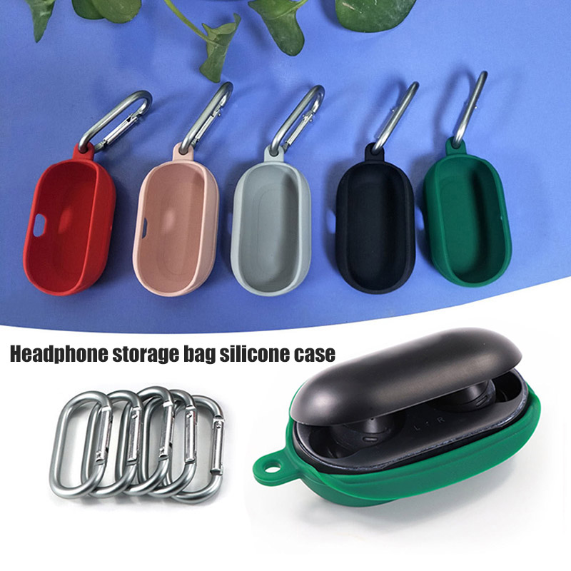 Anti-Shock Silicone Protective Case Cover for Samsung Galaxy Buds Earphones XXM8