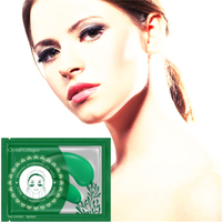 2Pcs/Pack Nature Seaweed Eye Patches Relieves dark circles and puffiness under eyes Seaweed Skin Care Mask Creams