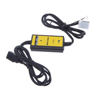 Auto Car USB Aux In Adapter MP3 Player Radio Interface For VW Audi Skoda Seat 12Pin
