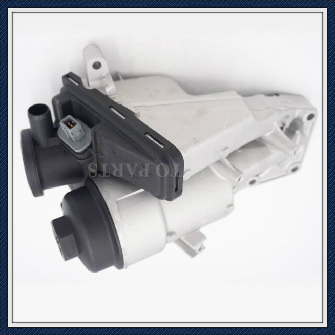 Oil Filter Housing Fits For Volvo C30 All For Volvo C70 For Volvo S40 For BMW 128i 328i 2004.5-2016 31338685 <font><b>30788494</b></font> 7G9N6884AC image
