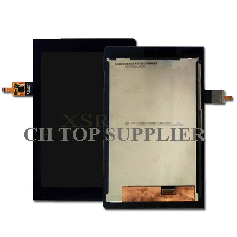 8INCH LCD +TOUCH For Lenovo YOGA YT3-850L MT ZA0A LCD Display With Touch Screen Digitizer Assembly Free Shipping lenovo vibe z lcd display screen digitizer accessories for lenovo k910 5 5 inch smartphone free shipping track number in stock
