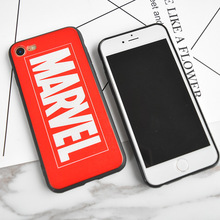 Marvel Logo Case for iPhone