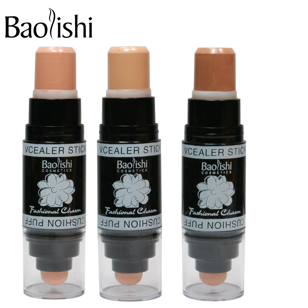 baolishi 6 color Perfect Concealer Doppelkopf Concealer und - Make-up - Foto 6
