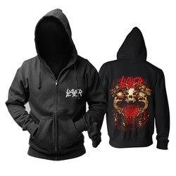 Bloodhoof Slayer band Schwere Metall Geschwindigkeit Metall mode balck top mucis Hoodie Asiatische Größe