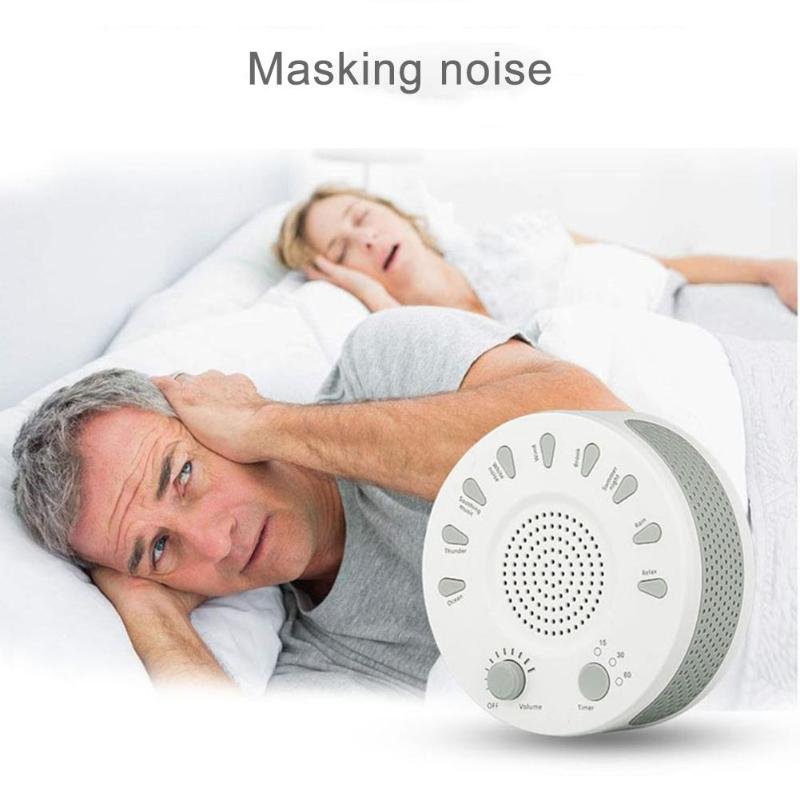USB White Nosie Electronic Sleep Aid Machine Hypnotic Insomnia Physiotherapy Treatment for Insomn Insomnia Physiotherapy Tool большанин а буркин ю битлз in the ussr или иное небо