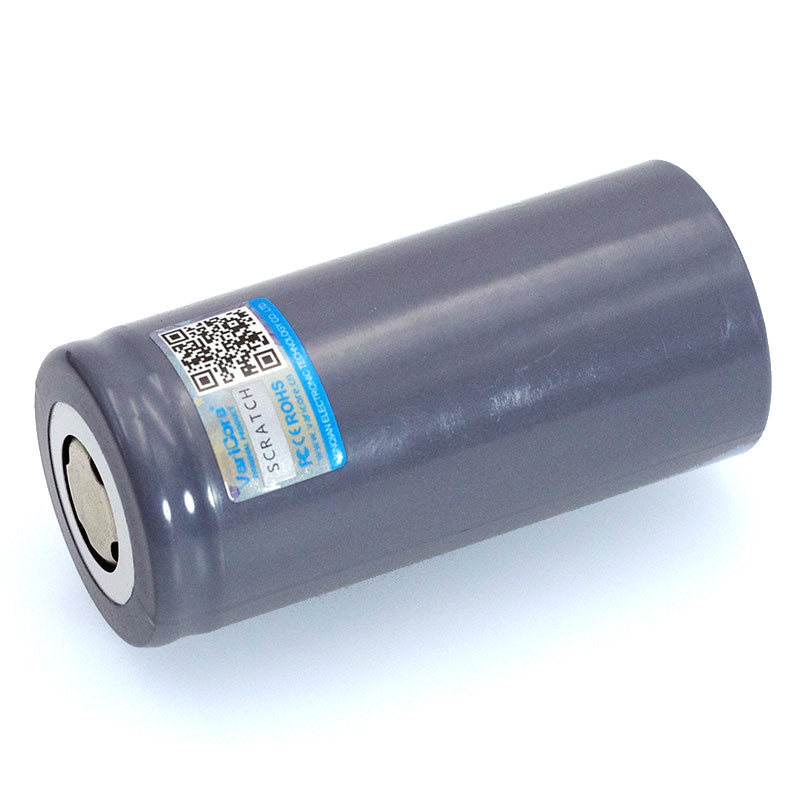 VariCore 3.2V 32700 6PCS 6500mAh LiFePO4 Battery 35A Continuous Discharge Maximum 55A High power battery