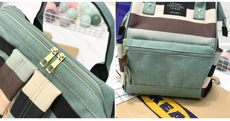 HTB1y1ZiUcfpK1RjSZFOq6y6nFXag 2019 Korean Style Women Backpack Canvas Travel Bag Mini Shoulder Bag For Teenage Girl School Bag Bagpack Rucksack Knapsack