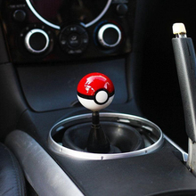 54mm M10/M8 Universal High Quality Resin PokeBall Car Manual Gear Shift Knob