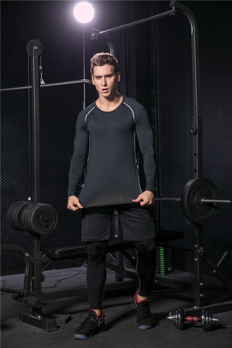 esportiva atlético roupas de treinamento físico ternos