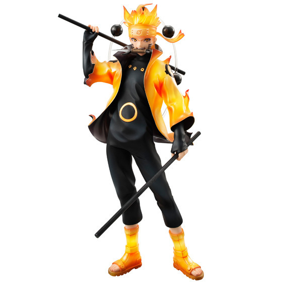 Action Figure Naruto Uzumaki Six Immortal Figure