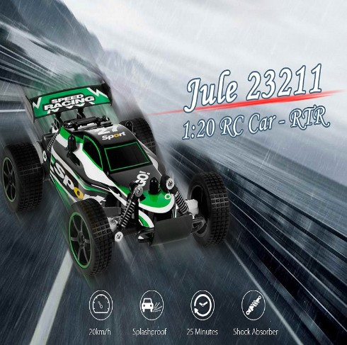 Racing RC Car Jule 23211 RC Car High Speed Climbing Remote Control Car Model Off-Road Vehicle RC Sports Vehicle kids toys Gift