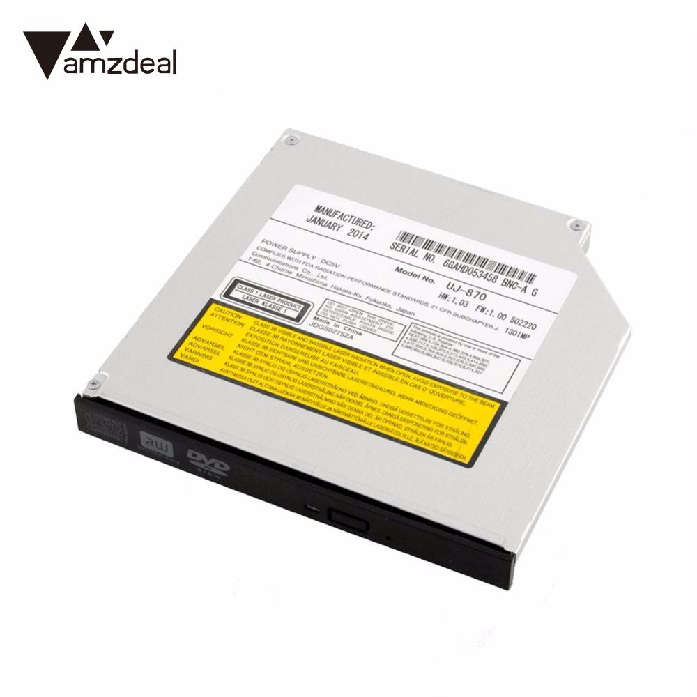 amzdeal Writer Internal SATA Optical Drive Laptop Notebook Drive DVD Burner