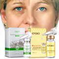 Argireline Hyaluronic Serum Six Peptides AntiAging Wrinkle Whitening Cream Acne Treatment Instantly Ageless Skin Care Face Cream