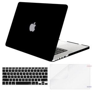 Image 3 - Mosiso 2019 capa de celular de concha dura, fosca, para macbook pro 13 retina 13 15 modelo a1502 a1425 a1398 livro de mac 13.3 polegadas