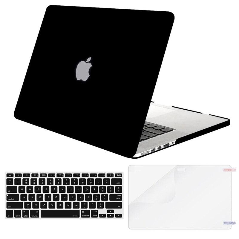 Image 3 - Mosiso 2019 matte capa dura para macbook pro 13 retina 13 15  modelo a1502 a1425 a1398 capa para mac book 13.3 polegadaBolsas e  estojos p/ laptop