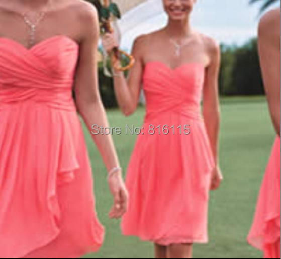 Online Get Cheap Coral Dresses -Aliexpress.com - Alibaba Group