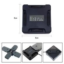 4in1 multi зарядки батареи концентратора ЖК интеллектуальное зарядное устройство концентратора для dji Мавик Pro