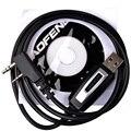 BAOFENG Рация УФ-5R BF-888S Радио USB Кабель для Программирования Программное обеспечение CD