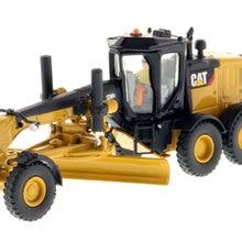 DM-85520 1: 87 Caterpillar 12M3 мотор игрушка-грейдер