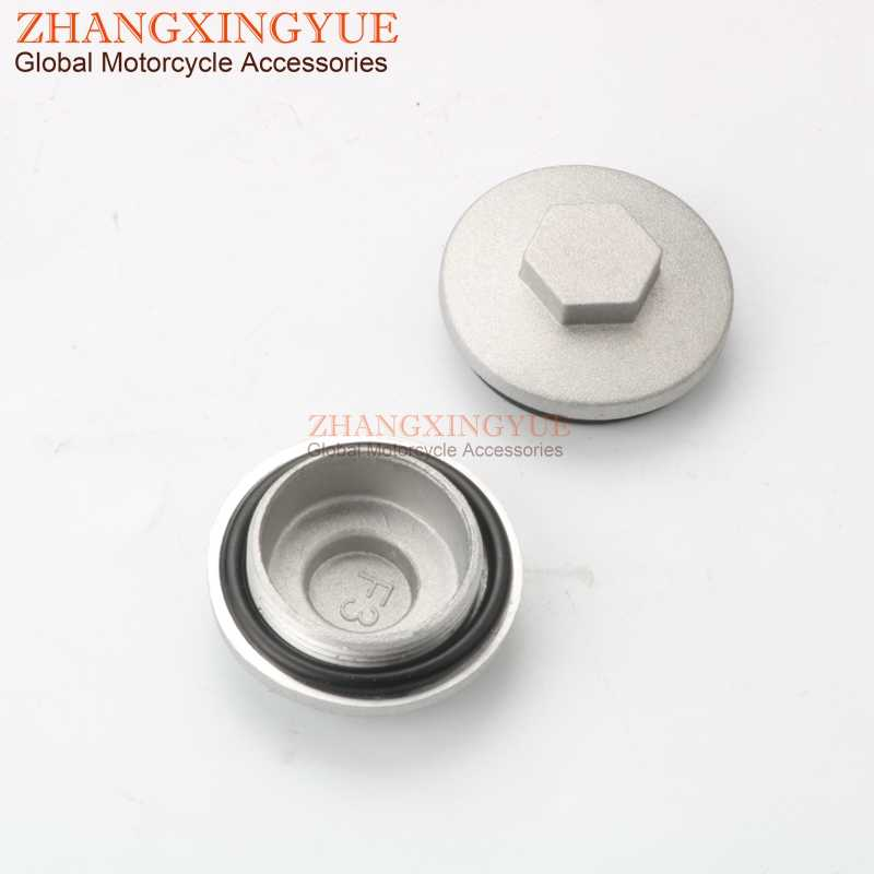 Motorcycle Tappet Cap and Seal for HONDA PCX125 PCX150