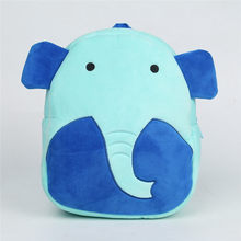 Kids 3D Animal Backpacks Girls Boys Toddler Schoolbag Children Cartoon Rabbit Lion Bookbag Kindergarten Gifts School Bag 17#50(China)