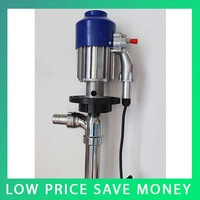 220V Explosion Proof Motor Barrel Pump For Gasoline Transfer 130L Min