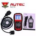 100% original de Autel AutoLink AL519 OBDII OBD2 Escáner AutoLink Lee, tiendas y Aparatos de Lectura Viven Los Datos Del Sensor