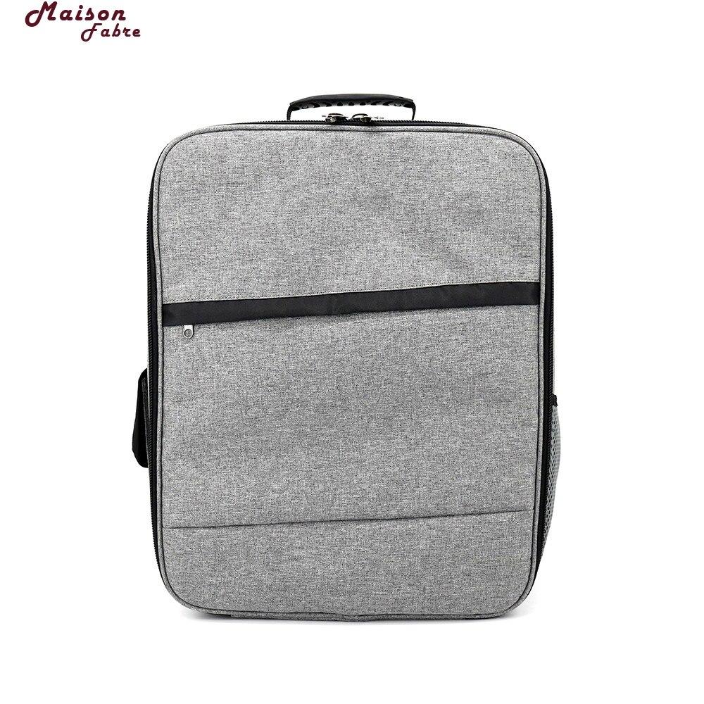 Maison Fabre Drones Bag For Dji Spark Shockproof Backpack Shoulder Bag Soft Carry Bag For XIAOMI Mi DroneMaison Fabre Drones Bag For Dji Spark Shockproof Backpack Shoulder Bag Soft Carry Bag For XIAOMI Mi Drone