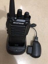 2 шт. Baofeng BF 999S двухстороннее радио 16CH 5 Вт двусторонней радиосвязи Портативный CB радио УВЧ 400 470 МГц 16CH профессиональная рация иди и болтай walkie