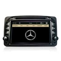 7 емкостный Экран исходный пользовательский интерфейс автомобильный DVD gps плеер для Mercedes Benz W203 W208 W209 W210 W463, Вито, виано